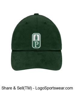 NEW! Classic Pinewood Evergreen Cap Design Zoom